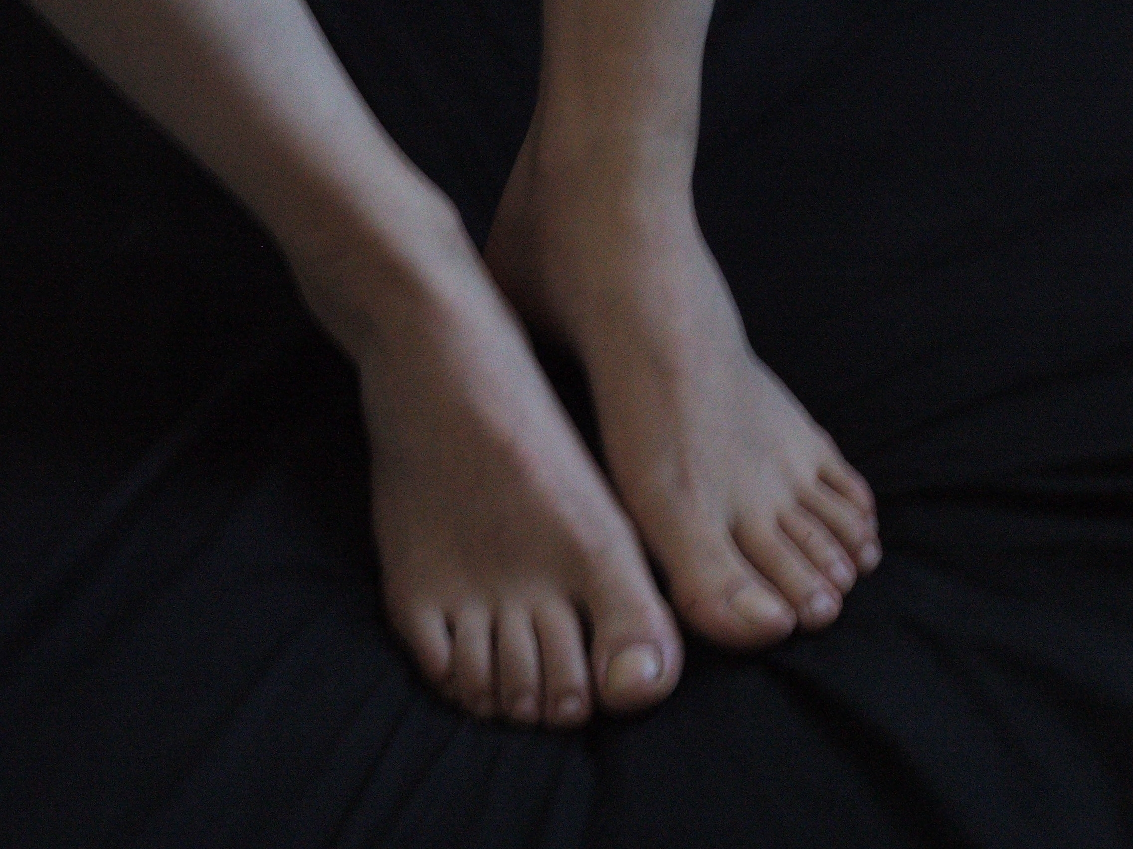 Laura Flynn Boyle Feet