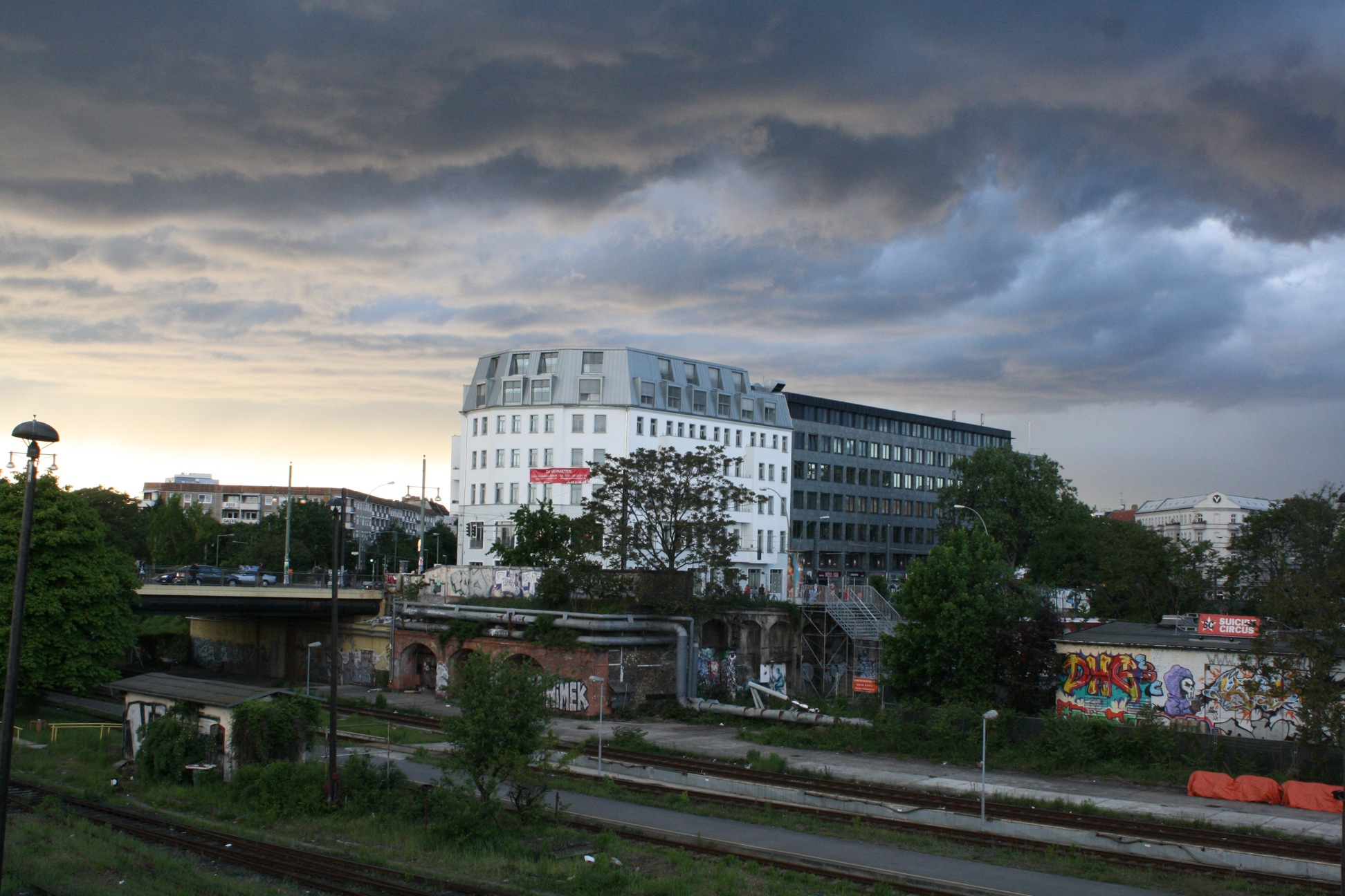 Freunde und Liebhaber, ich bin (k)ein Berliner