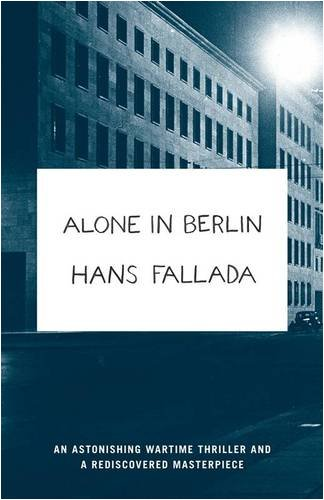 Hans Fallada and being outside when everyone else is inside