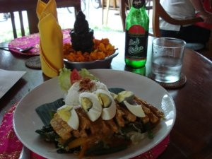 Tempeh matters: the launch of Janet De Neefe's Bali: The Food of My Island Home