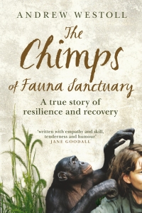 Recently read: non-reviews of The Chimps of Fauna Sanctuary, Flying with Paper Wings, The Cook