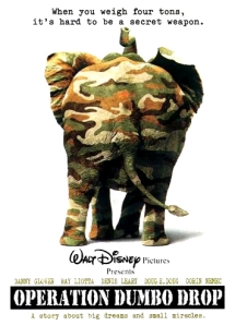 Operation Dumbo Drop – A Disney film