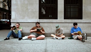 people-reading-books