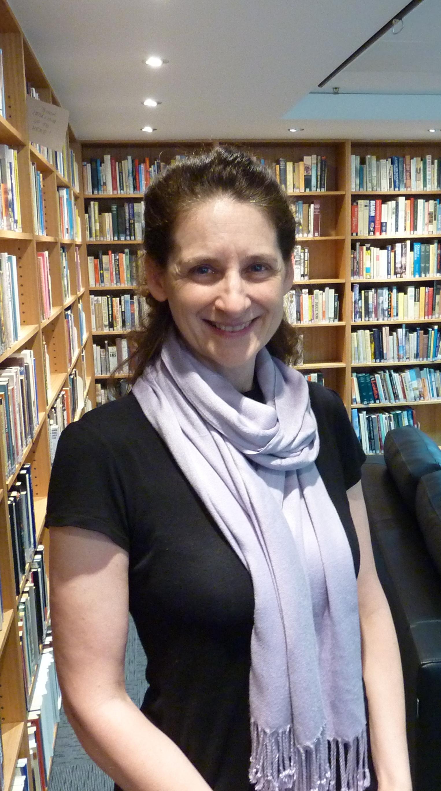 Walter's live blogging – Helen O'Neill