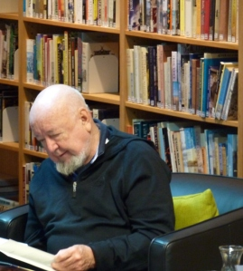 Walter's live blogging – Thomas Keneally