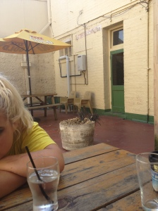 Resting at Braidwood