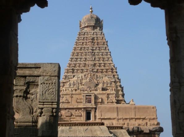 Thanjavur temple_Claire Scobie